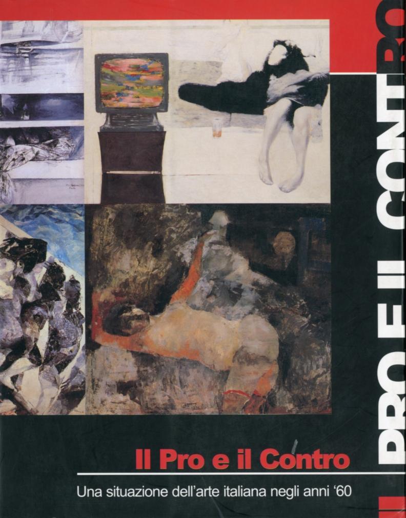Ugo Attardi, Pittura, Arte, Belle Arti, Arte Contemporanea, Arte moderna, Archivio Storico Ugo Attardi, Il Pro e il Contro, Arte Italiana negli anni '60, 1960, 2003, Italia, Mostre d'arte, Italiana